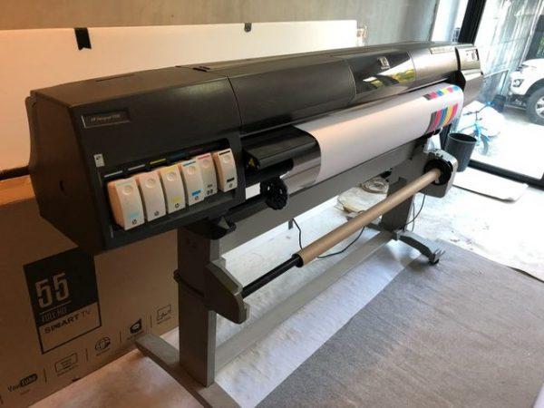 เครื่องพิมพ์ HP 5100