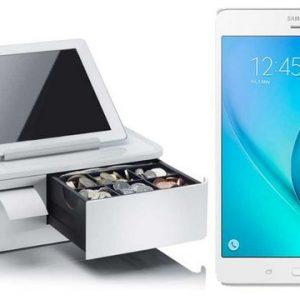 mPOP Star Micronics All-in-one + Samsung Galaxy Tab A 8.0