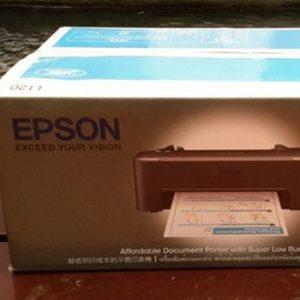 ขายถูก Printer EPSON L120 ของใหม่ยังไม่ได้แกะกล่อง