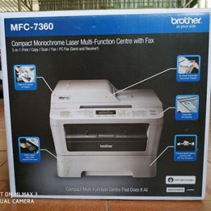 ขายถูก Laser Printer Brother MFC-7360