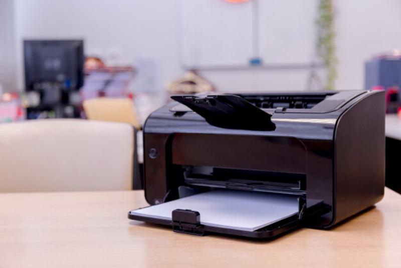 ปัญหาเครื่องพิมพ์สีเพี้ยนแก้อย่างไรดี 01