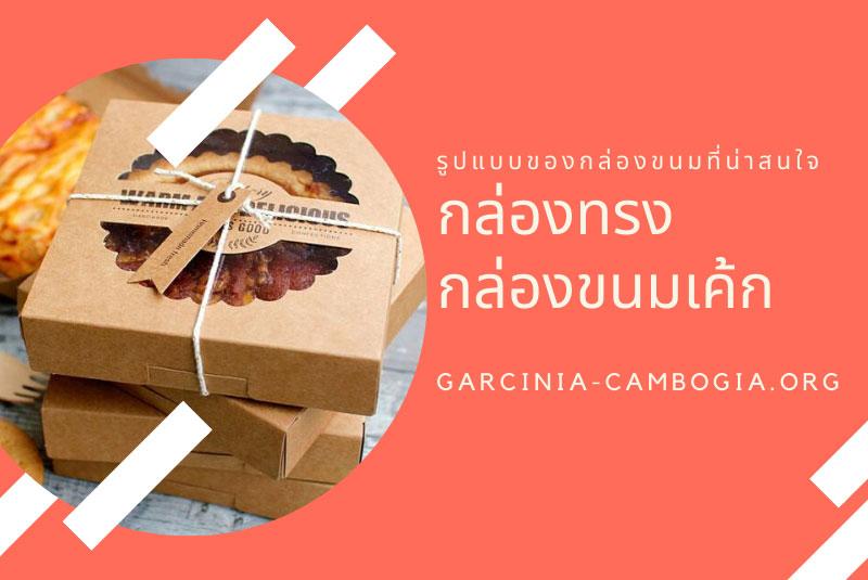 รูปแบบของกล่องขนมที่น่าสนใจ 04